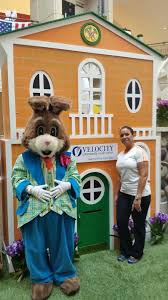 velocity community credit union is a proud sponsor of the easter bunny at the wellington mall velocityccu