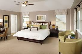 Romantic Bedroom Wall Colors Bedroom Excellent Master Bedroom Design With Brown Wall Paint