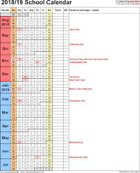 Sample School Calendar Free School Calendar Template For Mac Granitestateartsmarket 9