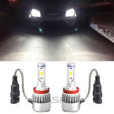 H11 LED Headlight Bulb Low Beam for Toyota Camry 2007-2015 White ...