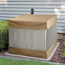 Vented Air Conditioner Cover