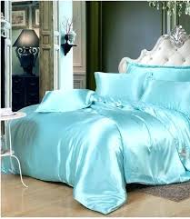 aqua bedding sets queen silk aqua bedding set green blue satin king size queen full twin quilt duvet cover fitted bed sheet double linen white bedding sets