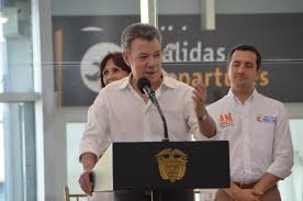 Resultado de imagen para Fotos de presidencia y el aeropuerto de Santa Marta