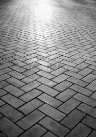 black floor texture perspective. Exellent Texture Black And White Tiled Sidewalk In A Perspective  Stock Photo Colourbox For Floor Texture Perspective T