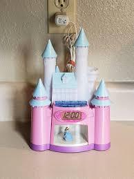 Disney Princess Magical Light Up Alarm Clock Disney Princess Cinderella Castle Magical Storyteller Light Up Alarm Clock Pink