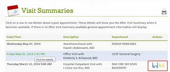 Ucsf Mychart Patient Handbook January Pdf Free Download