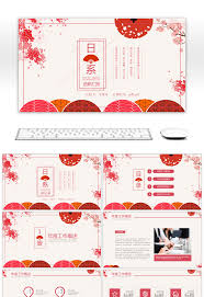 Awesome Japanese Aestheticism Debriefing Report Ppt Templates For