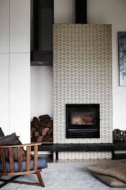 fireplace tile and occasional chair beaconsfield pde by whiting architects