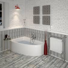 clia left hand whirlpool bath panel corner jacuzzi