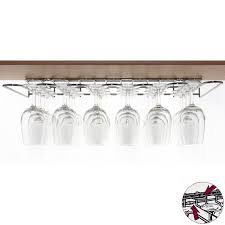 wine glass rack shelf. Contemporary Glass Chrome Plated Steel Wine Glass Hanging Rack  Dual Fix Wall And Shelf For Shelf O