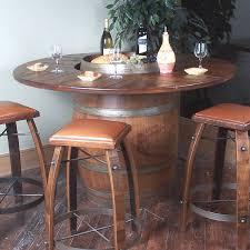 wine barrel outdoor furniture. wine barrel bistro table preparing zoom outdoor furniture v
