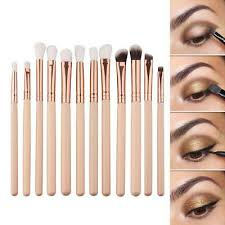 <b>12Pcs</b>/<b>set Makeup Brush</b> Eye Shadow Kits Lip Foundation Brush ...
