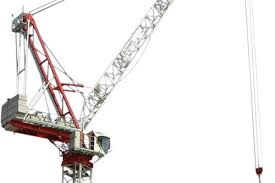 Ctl 180 16 Luffing Jib Tower Crane Terex Cranes
