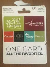 new olive garden longhorn cheddar s yard house bahama breeze gift card 25 value