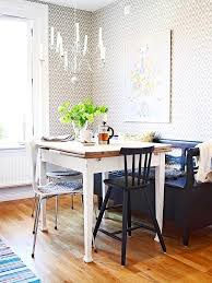 fantastic inspiration small kitchen table small kitchen table chandelier geometric wallpaper jpg