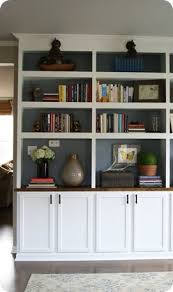 painting shelves ideasBest 25 Painted shelving ideas on Pinterest  Yellow home office