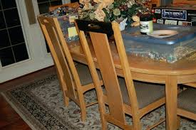 refinish dining room table i refinishing dining room table need expert advice