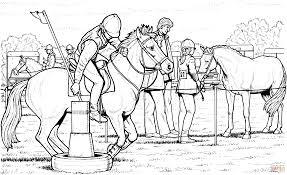 Disegno Di Preparazione Per Il Polo Da Colorare Disegni Da