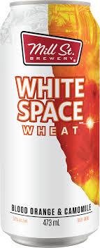 White Space Wheat Millstreet Brewery