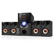 Loa 4.1 SoundMax A8920. Vi Tính Quốc Duy - Loa Vi Tính Thương hiệu SOUNDMAX