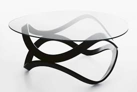 coffee table wonderful oval coffee table black glass coffee