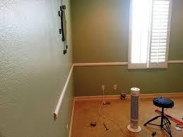 Chair Rail Ideas for Interior Home Design Decoration \u0026 Furniture