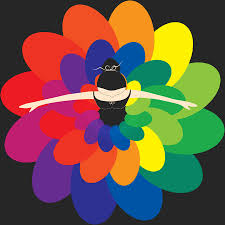 ... Cool Color Wheel Designs Clever Design Ideas 17 Creative Project Color  Wheel Designs ...