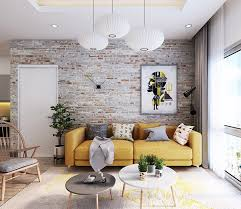 55 brick wall interior design ideas 3