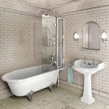 freestanding bathtub shower combo mini clocks