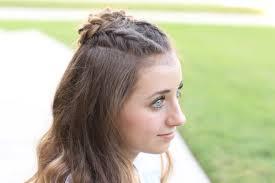 Rey Hair Style halfup rosette bo homeing hairstyles cute girls hairstyles 2847 by stevesalt.us