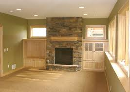 modern stone corner gas fireplace cornerstone perfect img small electric for bedroom set decorating ideas basement