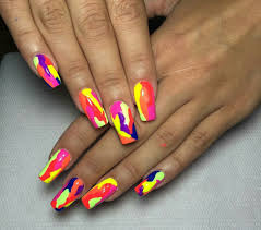 Nail Designs : Two Color Nail Designs Tumblr The Simplicity of Two ...
