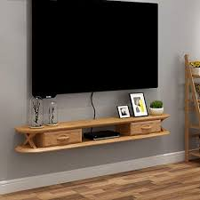solid wood wall shelf floating shelf