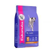 Eukanuba Small And Medium Breed Puppy Food Lamb Rice