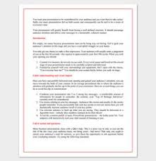 Script Outline Example For Pdf | Outline Templates - Create A ...