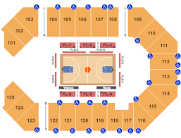 Kentucky Basketball Seating Chart Se Ky Agricultural And Exposition Center Seating Chart Corbin