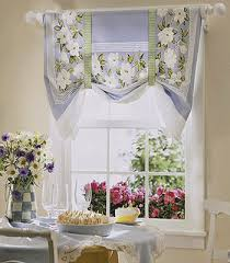 Fancy Kitchen Curtains