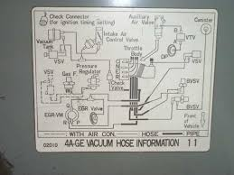 to tvis or not to tvis you can a vacuum diagram for a tvis equipped engine 87 ae82 corolla here 52kb