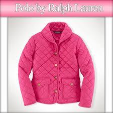 Rakuten Ichiba shop MIXON   Rakuten Global Market: Polo Ralph ... & Polo Ralph Lauren kids regular article children's clothes girls quilting  jacket Shawl-Collar Quilted Jacket Adamdwight.com