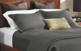 Alfa img - Showing > Charcoal Grey Quilt Bedding & Quilted ... Adamdwight.com
