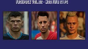 "PedroFifa on Twitter: ""FACEPACK VOL.02 - MOD FIFA 21 PC FACES: - 🇫🇷 Illan  Meslier - 🇭🇺Dominik Szoboszlai - 🇲🇰Ezgjan Alioski DOWNLOAD:  https://t.co/vXUJiJP4me #FIFA21… https://t.co/IJD2qn07PW"""