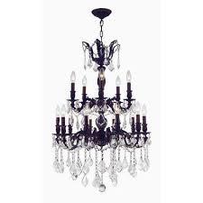 world wide chandeliers best of worldwide lighting versailles 15 light candle style chandelier size of world gracelyn 8
