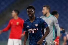Benfica 1-1 Arsenal LIVE! Europa League result and match stream as Bukayo  Saka seals draw