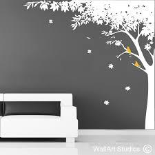 sweet gum tree wall art decal wall