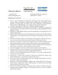 Informatica Resumes