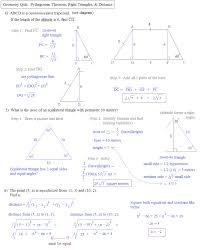 Pythagorean Theorem Application Worksheet | Download Them And Try To ...