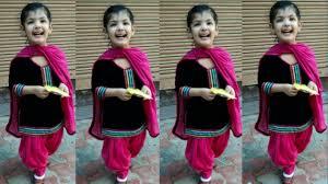 Baby Kameez Design 2017 Baby Girls Latest Punjabi Trendy Suit Salwar Suit For Baby