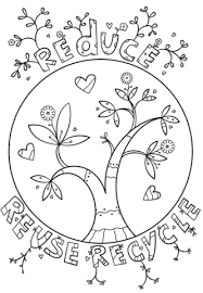 Small Picture Recycling coloring pages Free Coloring Pages