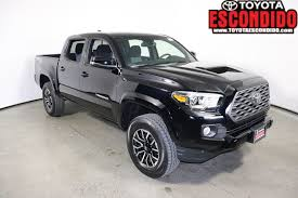 New 2020 Toyota Tacoma Trd Sport 4wd Double Cab Pickup