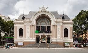 Nhà hát Thành phố Hồ Chí Minh – Wikipedia tiếng Việt